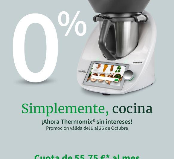 PROMOCIÓN Thermomix® SIN INTERESES