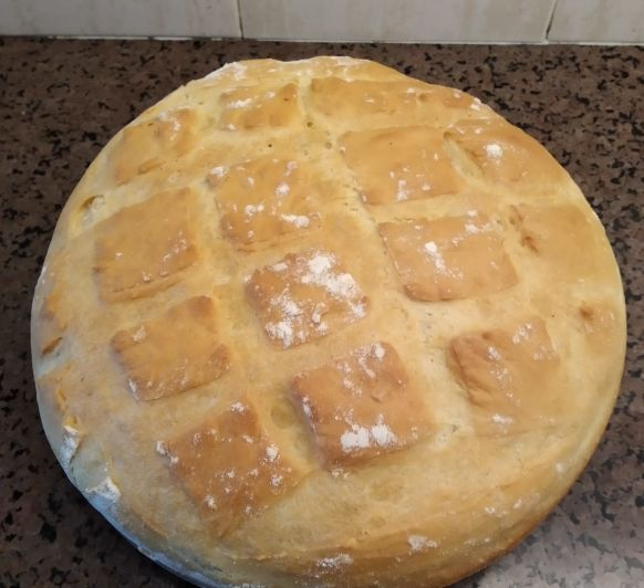 pan casero cada día