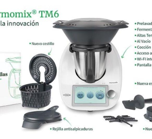 Lo último de Thermomix® el TM6