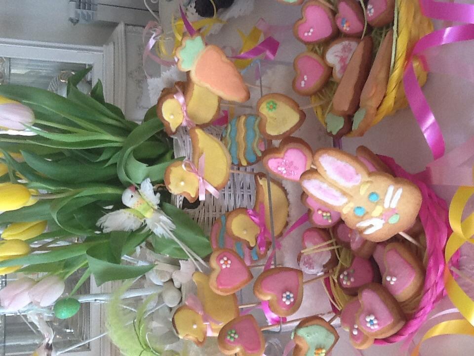 Galletas Pascua