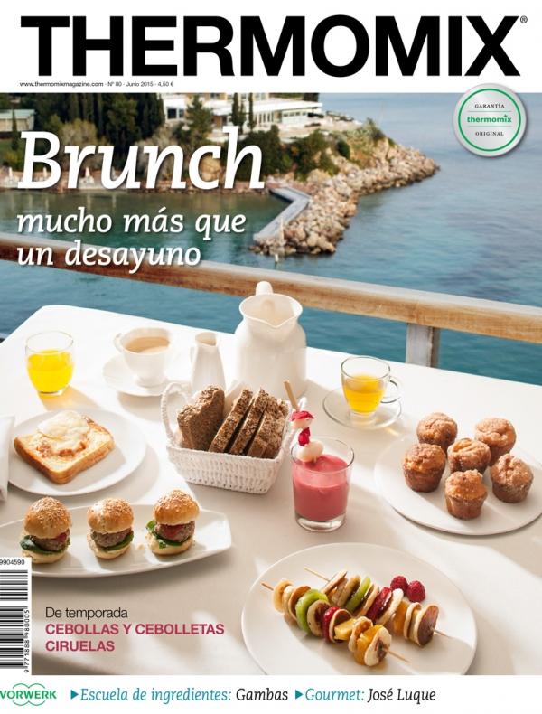 Revista Thermomix® Junio 2015