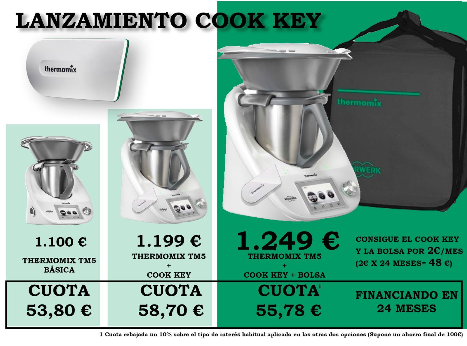 COOK KEY, lo más novedoso de tu cocina