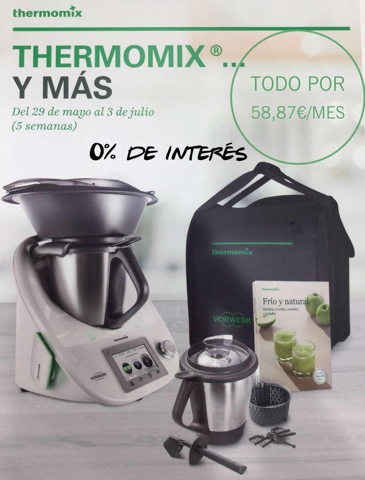 0% SIN INTERESES