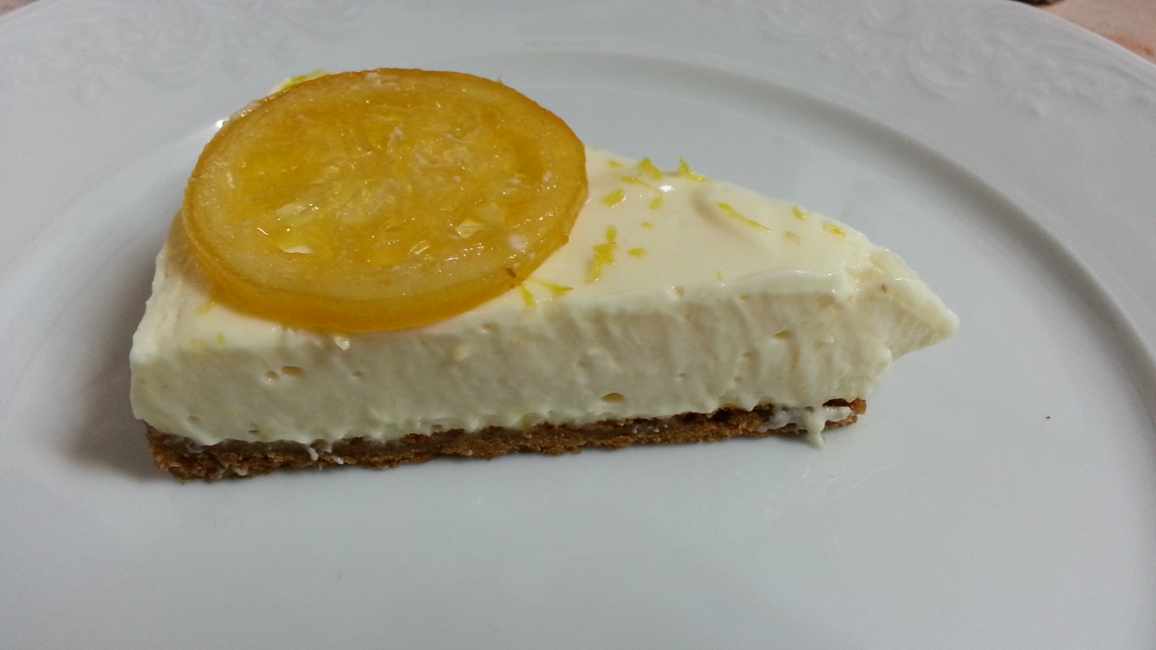 Tarta de limón facilisima