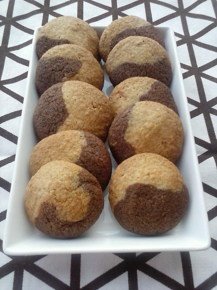 Galletas de Mantequilla sin gluten con Thermomix® .