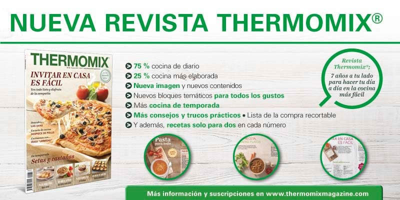 NUEVA REVISTA Thermomix®