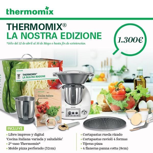 La Nostra Edizione, la nueva edición de Thermomix® !!!!