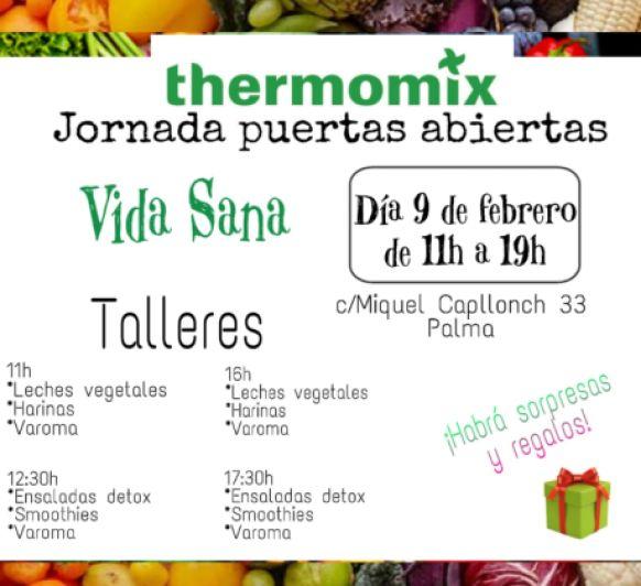 JORNADA DE PUERTAS ABIERTAS, Thermomix®