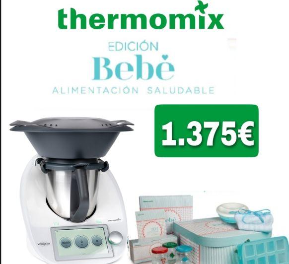 EDICIÓN BEBÉ Thermomix®