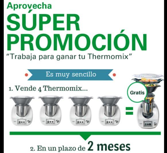 ¡¡¡ Thermomix® GRATIS !!!