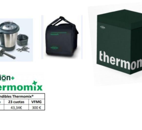 2° VASO Y BOLSA Thermomix® !!