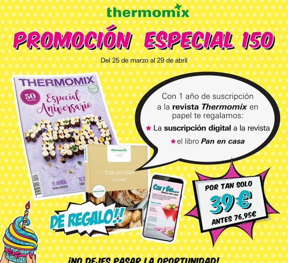 SUSCRIPCION REVISTA Thermomix®