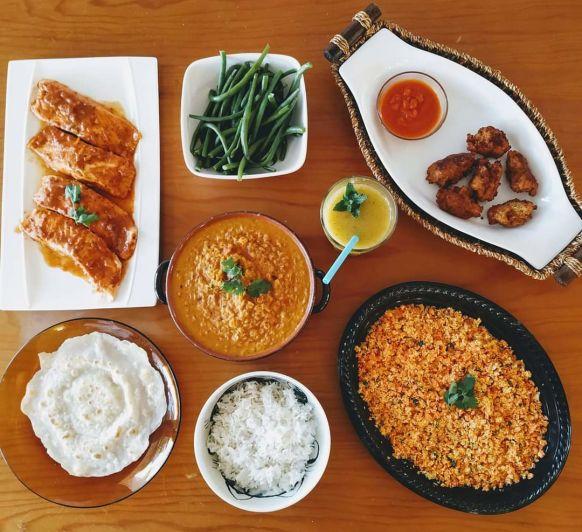 Clase de comida India, con Thermomix®