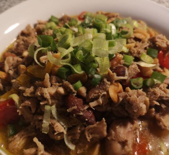 El pollo kung pao, una delicia de la cocina china