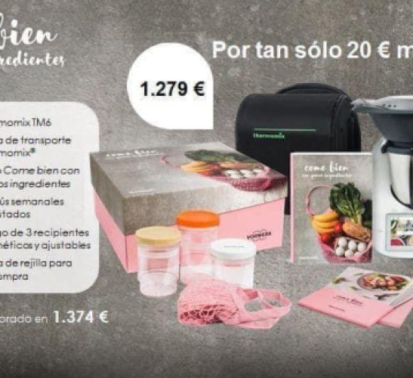 Edicion come bien con poco ingredientes !! Ibiza