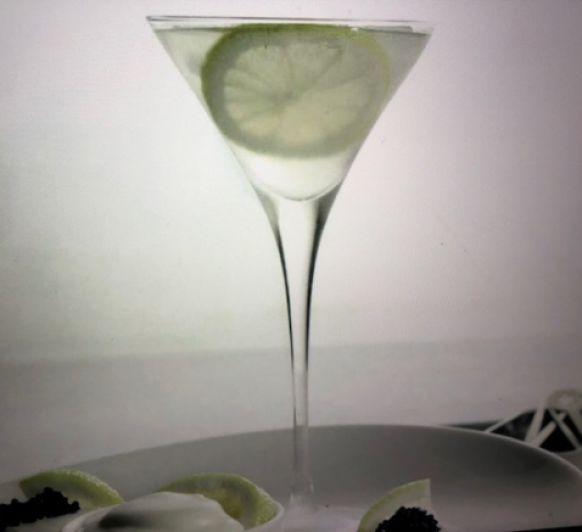 Sorbete de Vodka-especila buffet