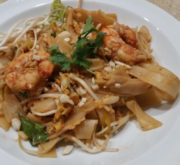 Pad Thai, receta Tailandesa con Thermomix®