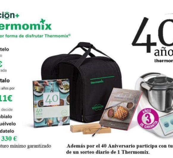 Thermomix® EDICION 40 ANIVERSARIO