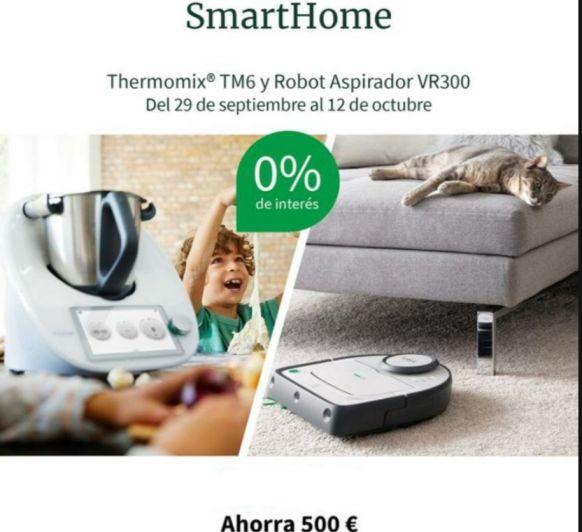 NUEVA EDICIÓN Thermomix® + ASPIRADOR 0% INTERESES