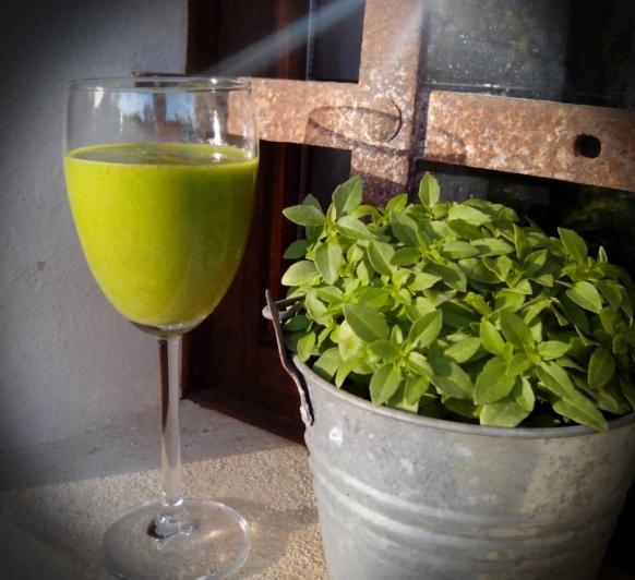 Smoothie verde