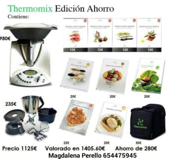 Thermomix® Edicion Ahorro