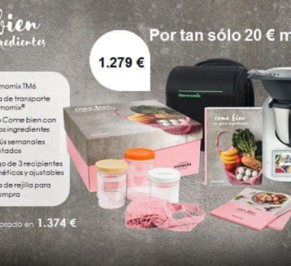 AMPLIAMOS promoción COME BIEN con pocos ingredientes!!! APROVECHA AHORA!!!