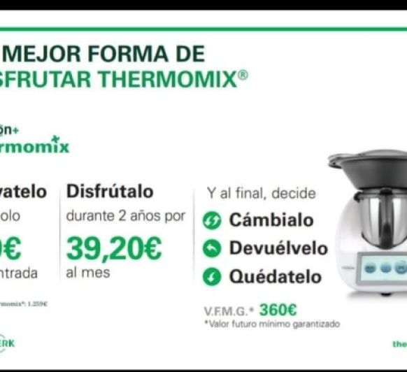 CON LA COMPRA DE TU Thermomix® BOLSA DE TRANSPORTE DE REGALO.