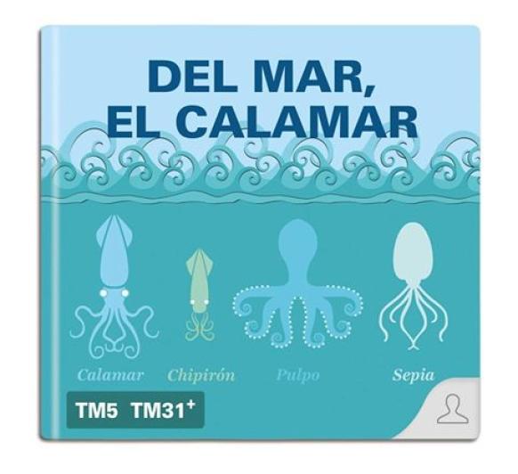 Nueva colección digital. Del mar, el calamar.