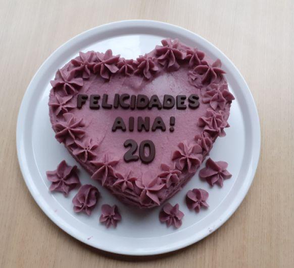 Una tarta de revista