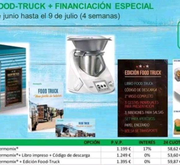 Edición Food-Truck ''Una fiesta de sabores'', de Thermomix®