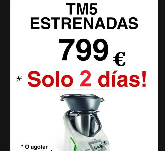 TM5 ESTRENADAS
