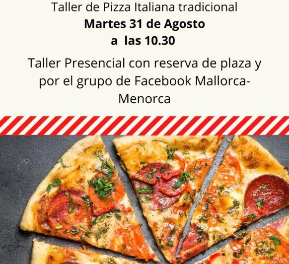 Taller de Pizza Italiana