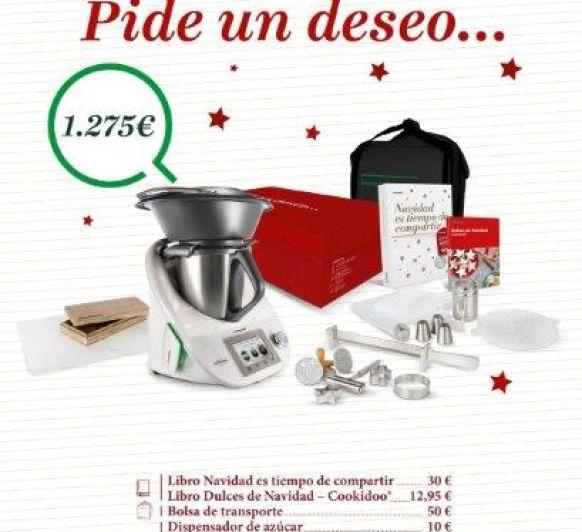 Edición ' PIDE UN DESEO' la mejor manera de disfrutar de la cocina en Navidad